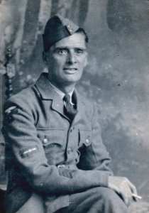 Grandad Gibbs - RAF
